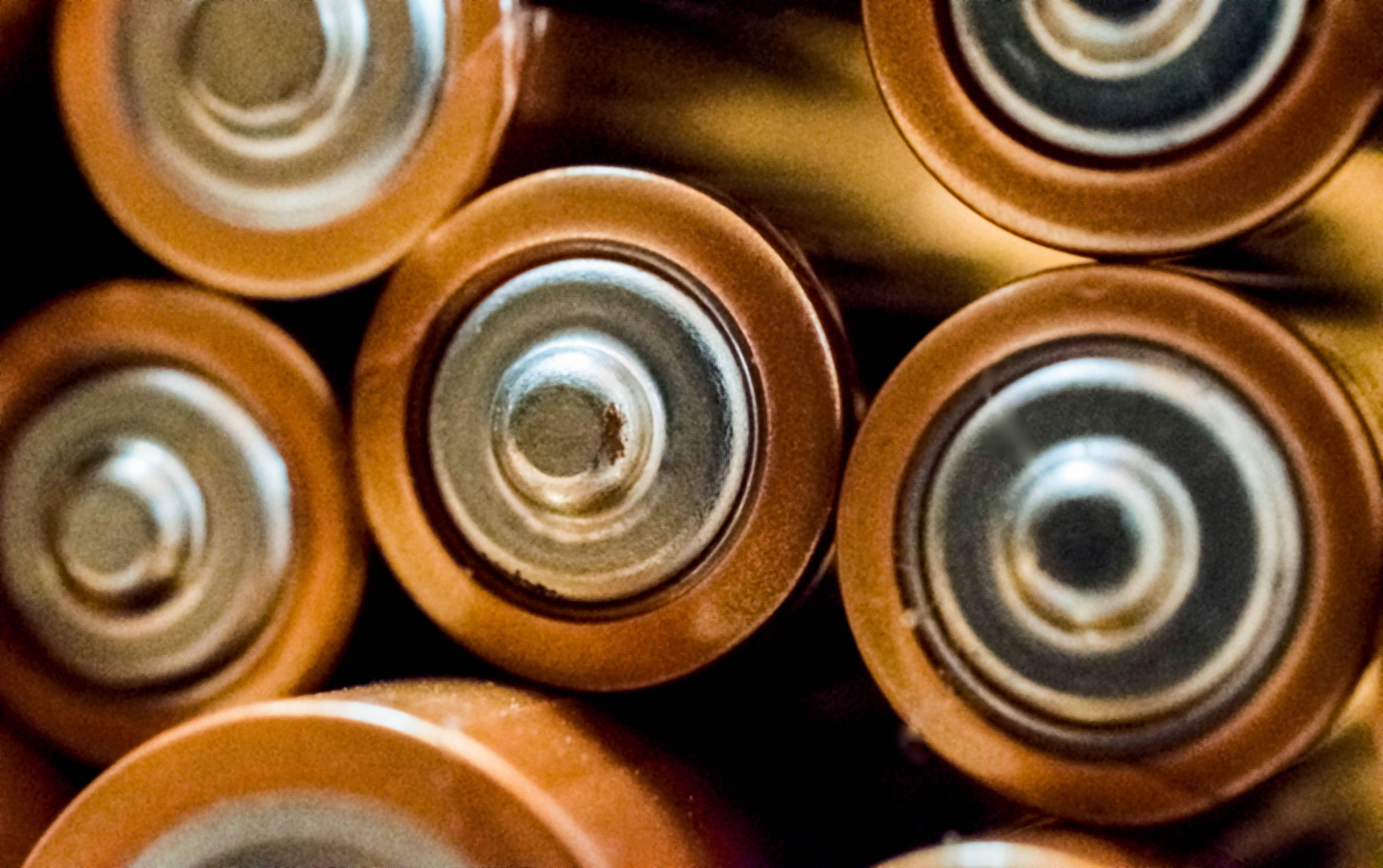 Ladda dina batterier