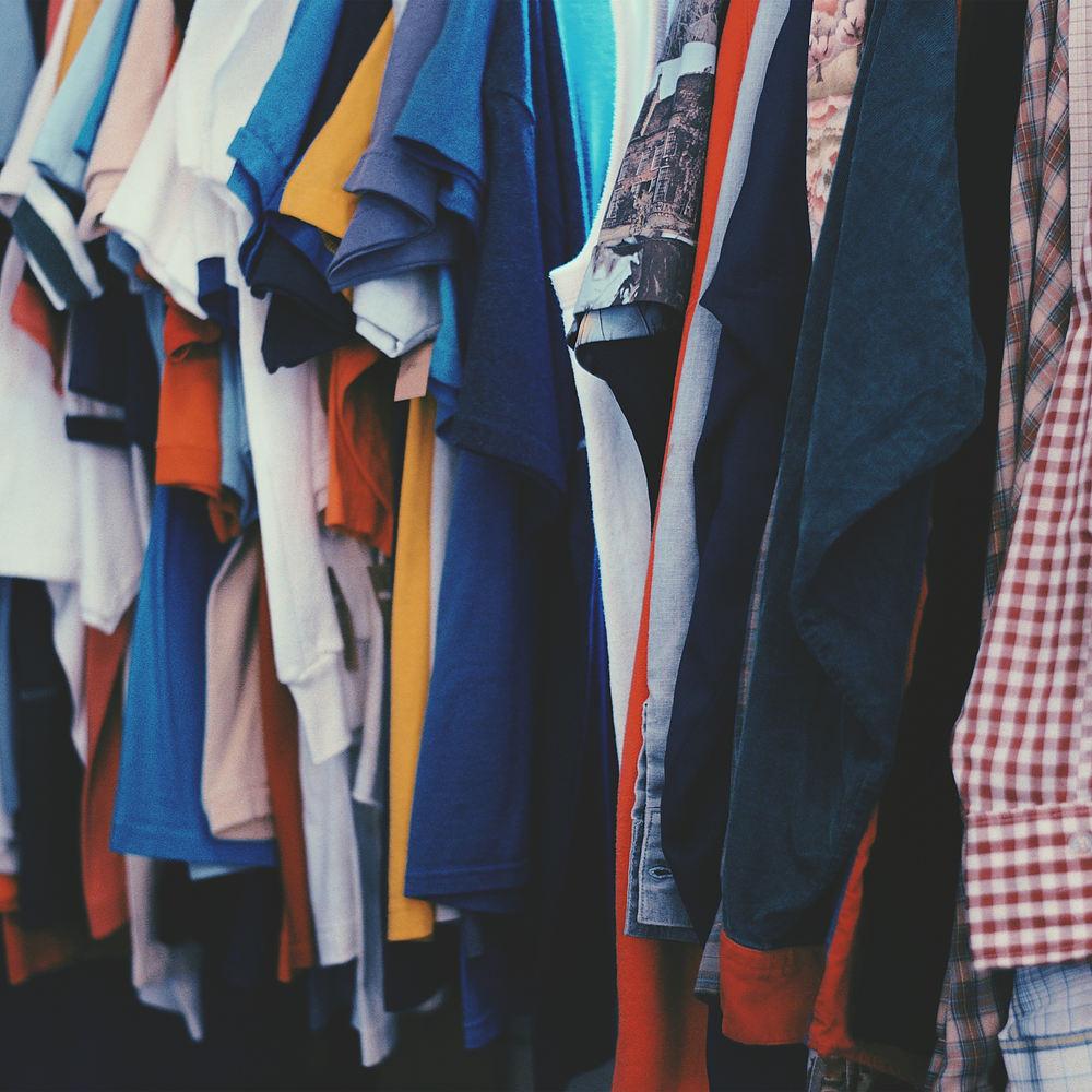 Online vägledning i ett hav av kläder